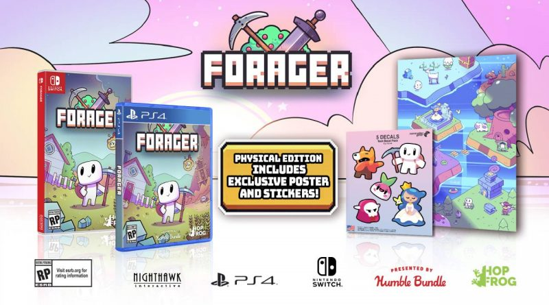 Forager Nintendo Switch PS4