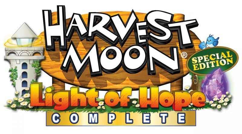 Harvest Moon: Light of Hope Special Edition Complete Nintendo Switch