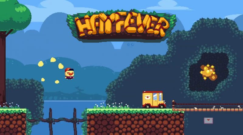 Hayfever Nintendo Switch