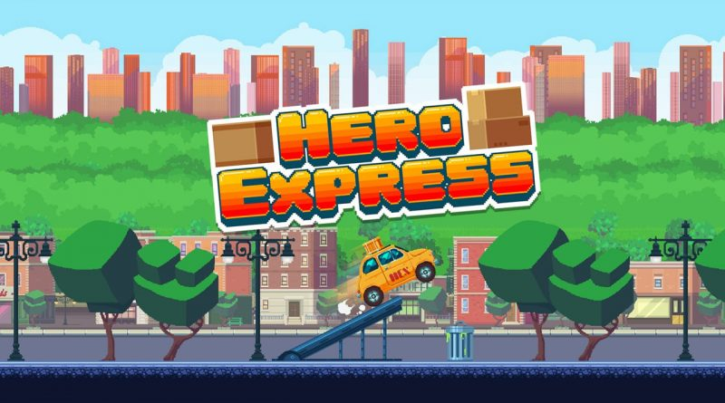 Hero Express Nintendo Switch