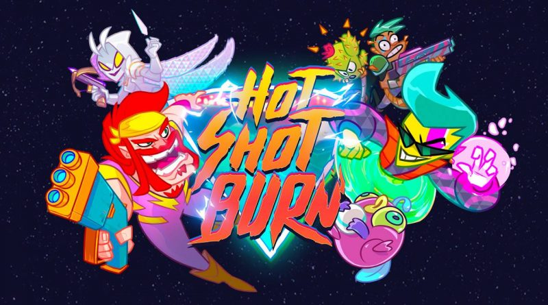 Hot Shot Burn Nintendo Switch