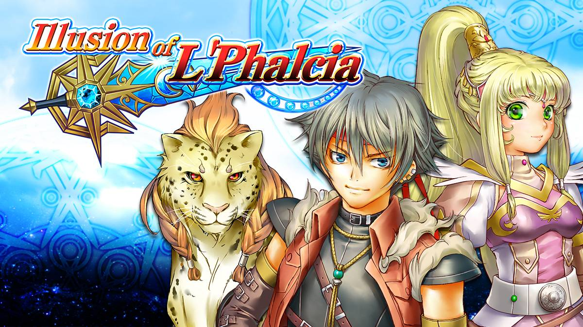 Illusion of L'Phalcia Coming To Nintendo Switch On August 1