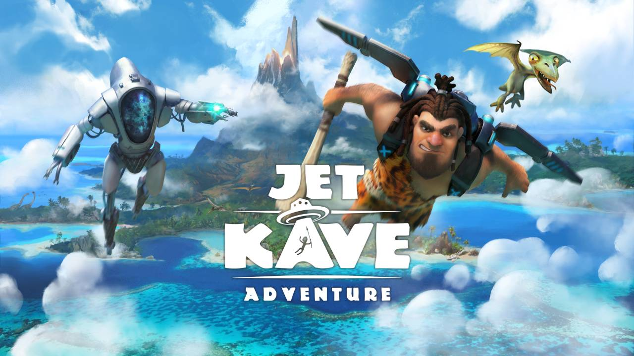 Jet Kave Adventure First Gameplay Trailer Revealed