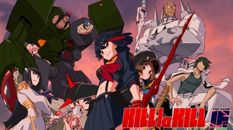 Kill la Kill - IF Nintendo Switch