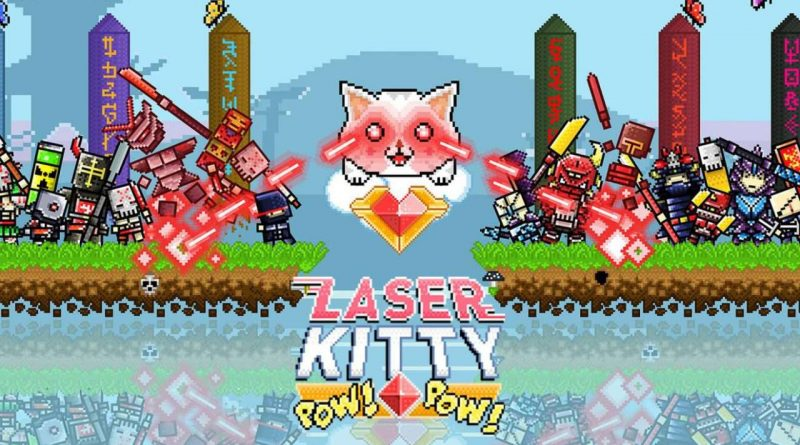 Laser Kitty Pow Pow Nintendo Switch