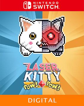 Laser Kitty Pow Pow