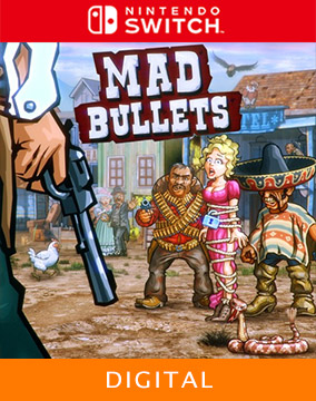 Mad Bullets Pow