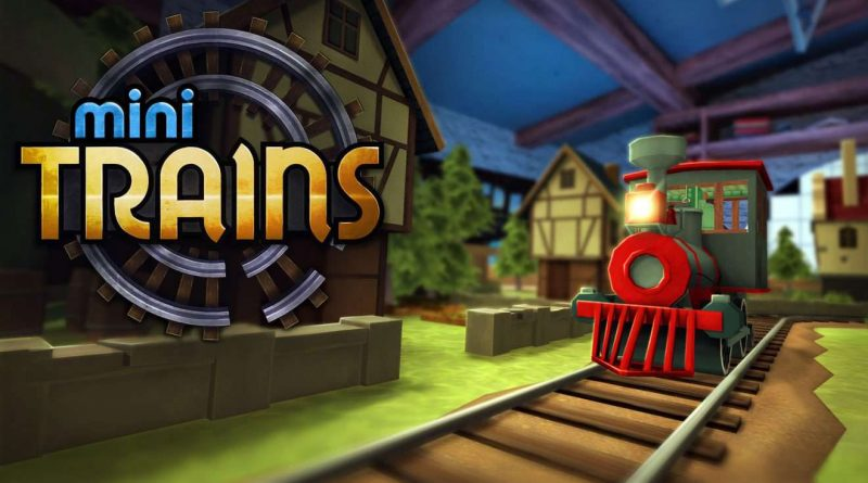 Mini Trains Nintendo Switch