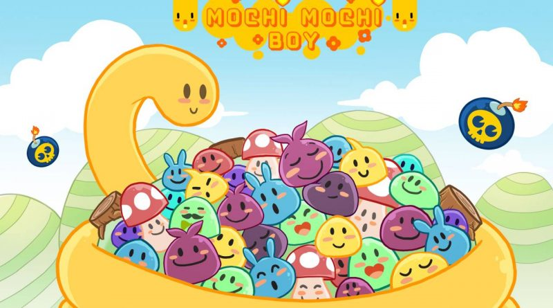 Mochi Mochi Boy PS Vita PS4 Switch