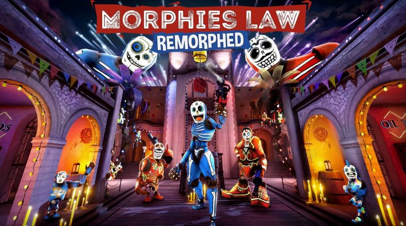 Morphies Law: Remorphed Nintendo Switch