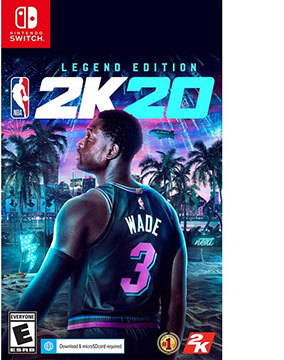 NBA 2K20 [Legend Edition]