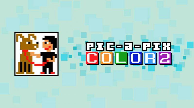 Pic-a-Pix Color 2 PS Vita PS4