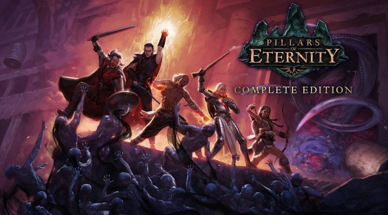 Pillars of Eternity: Complete Edition Nintendo Switch