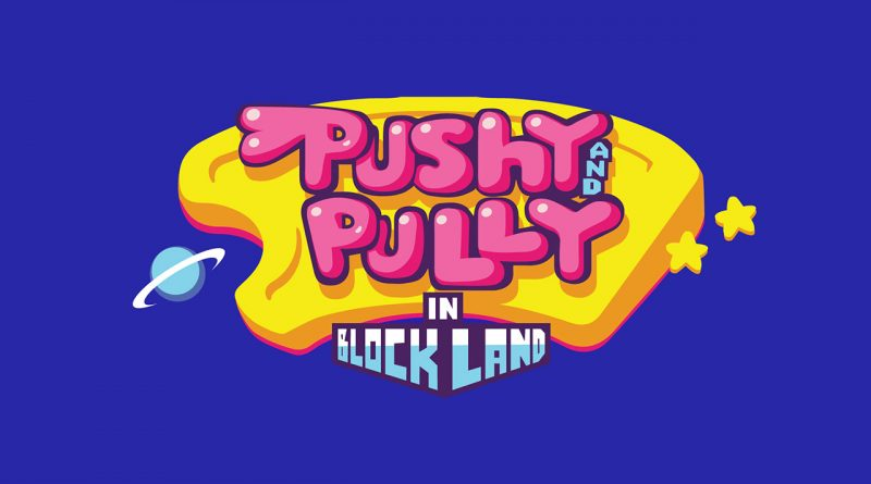 Pushy and Pully in Blockland Nintendo Switch