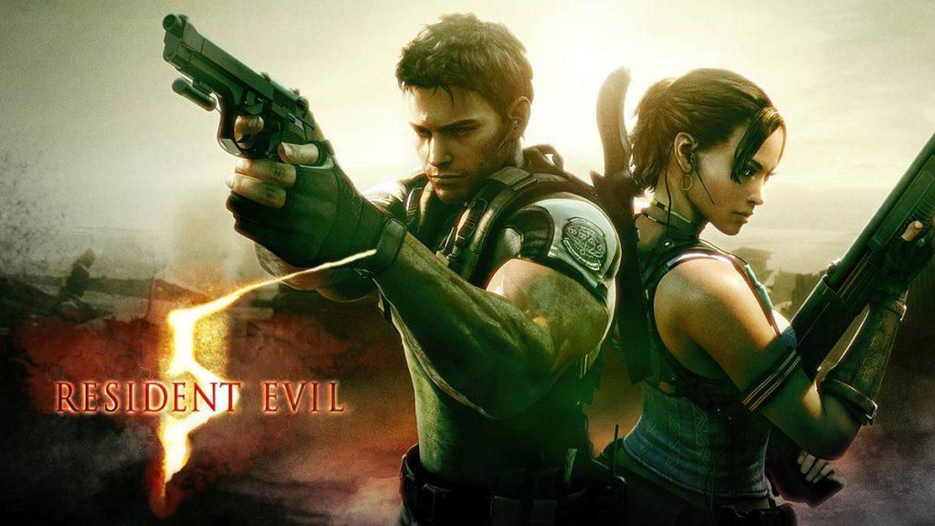 Resident Evil 5 Nintendo Switch