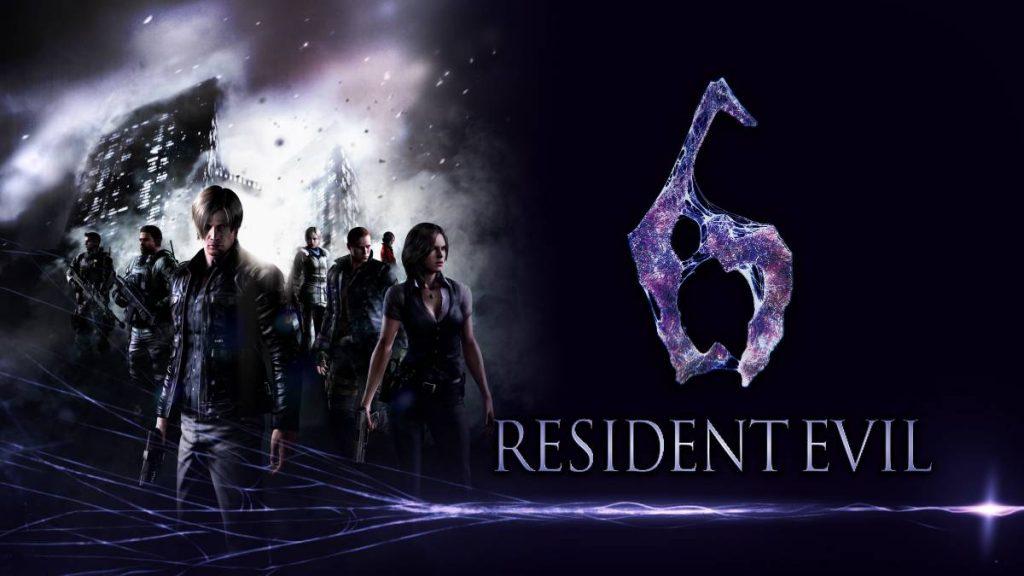 Resident Evil 6 Nintendo Switch
