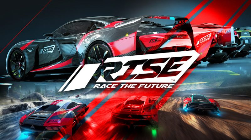 Rise: Race The Future Nintendo Switch