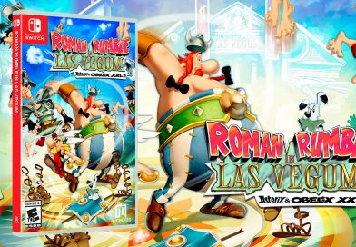 Roman Rumble in Las Vegum Physical Version Launches For Switch In North America October 1