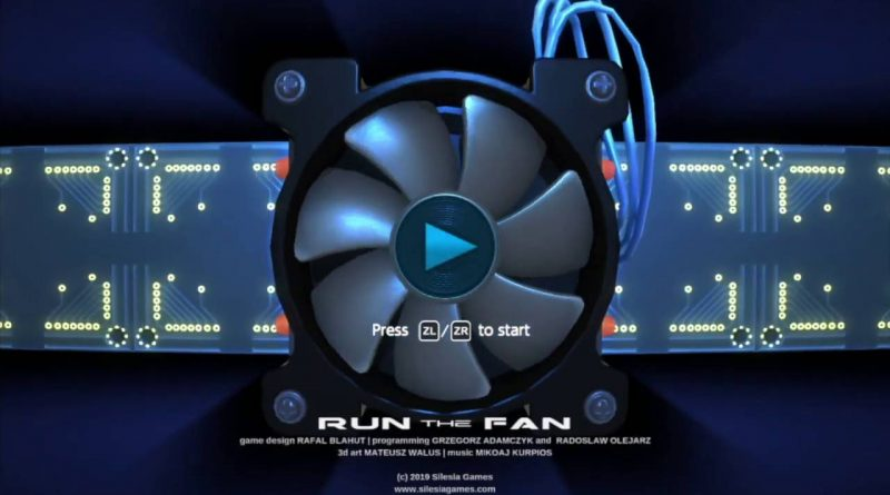 Run the Fan Nintendo Switch
