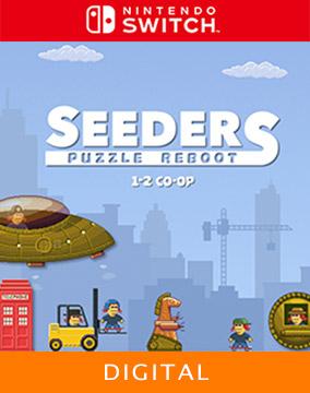 Seeders Puzzle Reboot