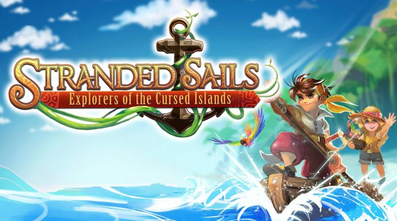 Stranded Sails - Explorers of the Cursed Islands Nintendo Switch