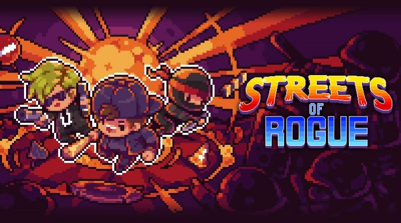 Streets of Rogue Nintendo Switch