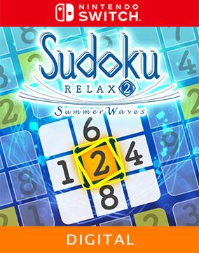Sudoku Relax 2 Summer Waves