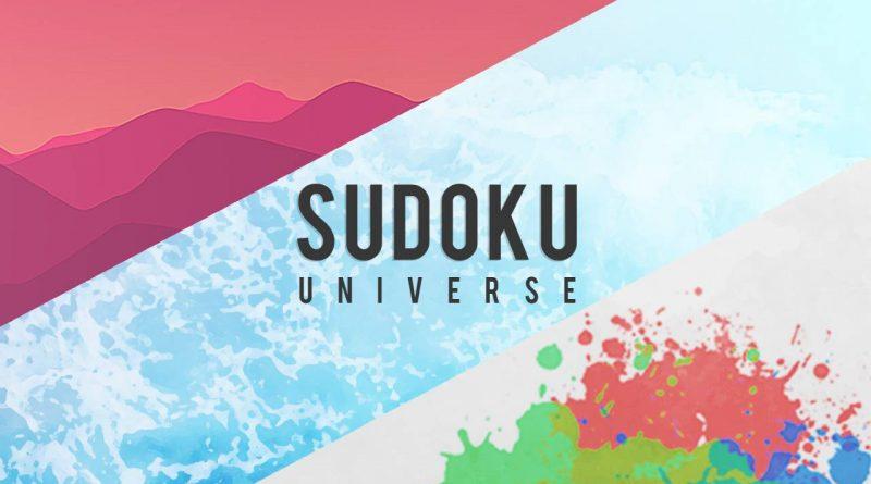 Sudoku Universe Nintendo Switch