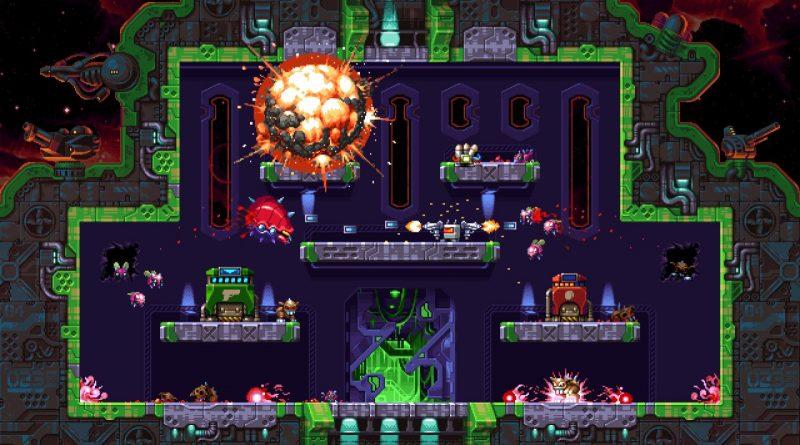 Super Mutant Alien Assault Nintendo Switch