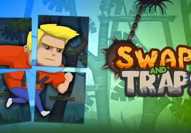Swaps and Traps Lands On Nintendo Switch On August 2