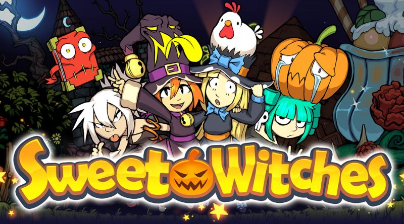 Sweet Witches Coming To Nintendo Switch On July 27