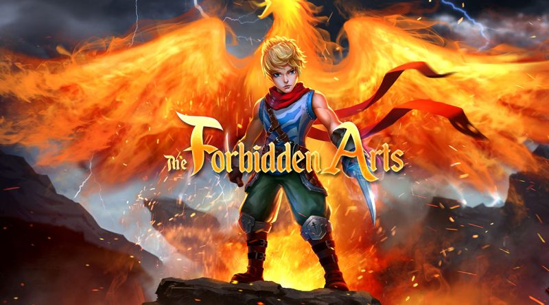 The Forbidden Arts Arrives On Nintendo Switch On August 7