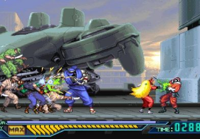 The Ninja Saviors: Return of the Warriors Arrives On Switch In North America & Europe On August 30