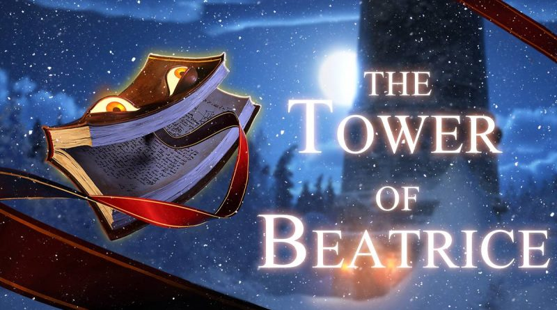 The Tower of Beatrice PS Vita PS4 Switch