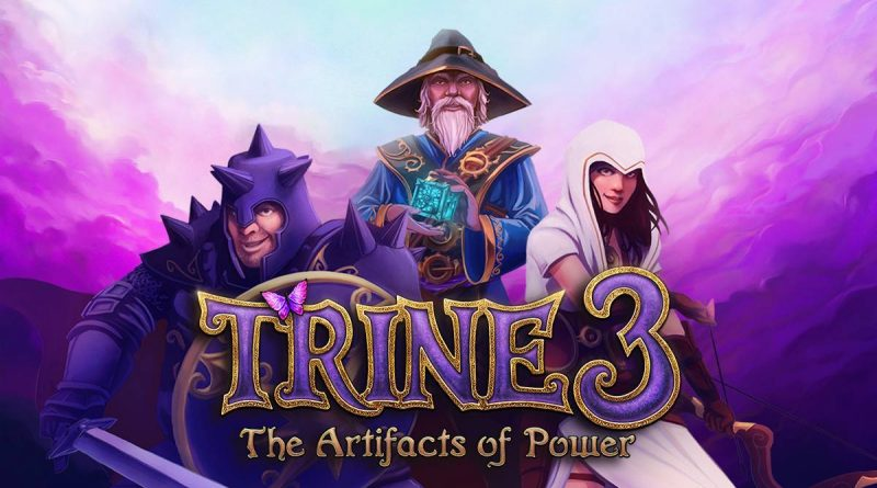 Trine 3: The Artifacts of Power Nintendo Switch