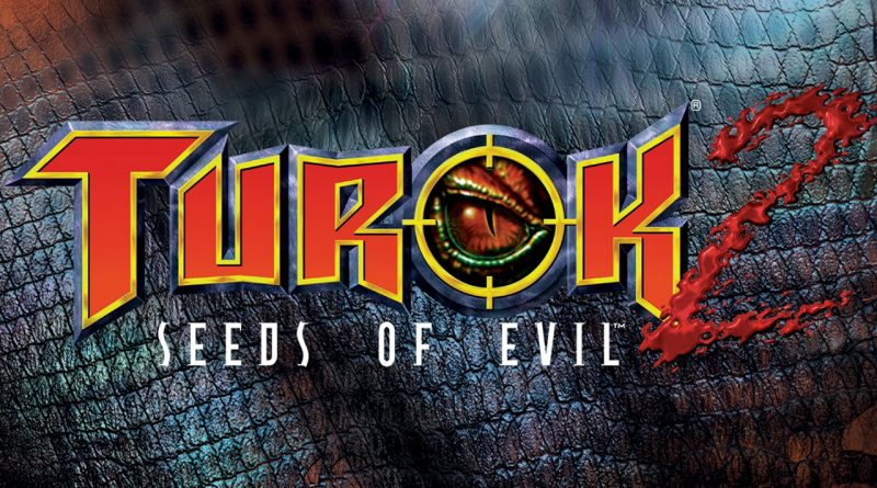 Turok 2: Seeds of Evil Nintendo Switch