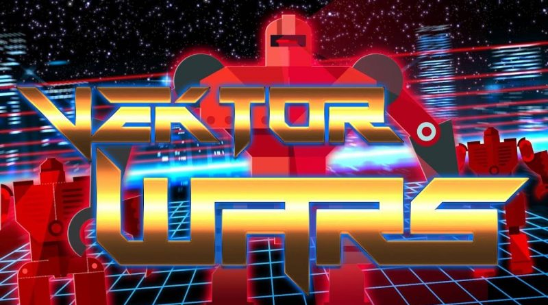 Vektor Wars Nintendo Switch