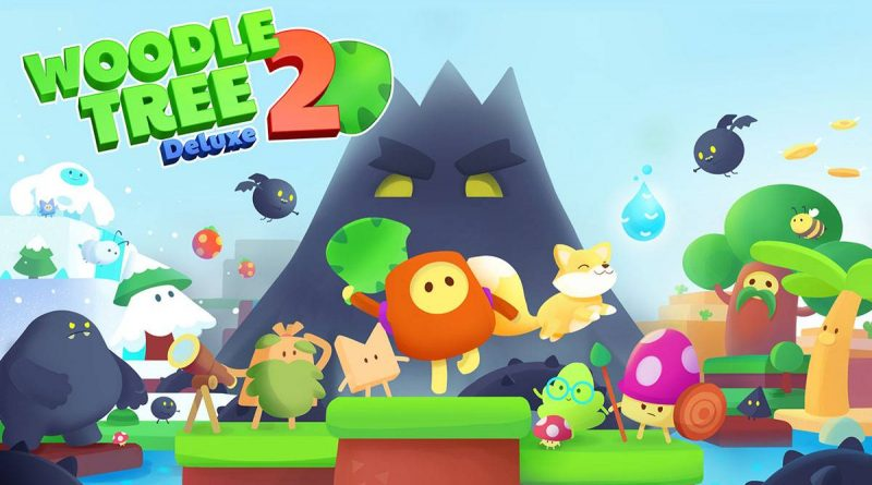 Woodle Tree 2: Deluxe Nintendo Switch