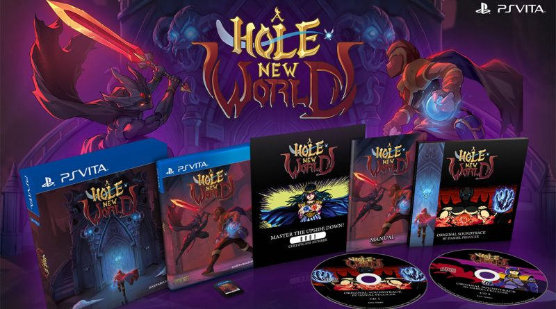 A Hole New World Nintendo Switch