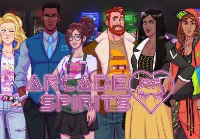 Romantic Visual Novel Arcade Spirits Heading To Nintendo Switch In Early 2020