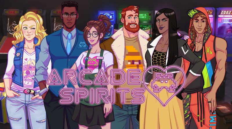 Arcade Spirits Nintendo Switch
