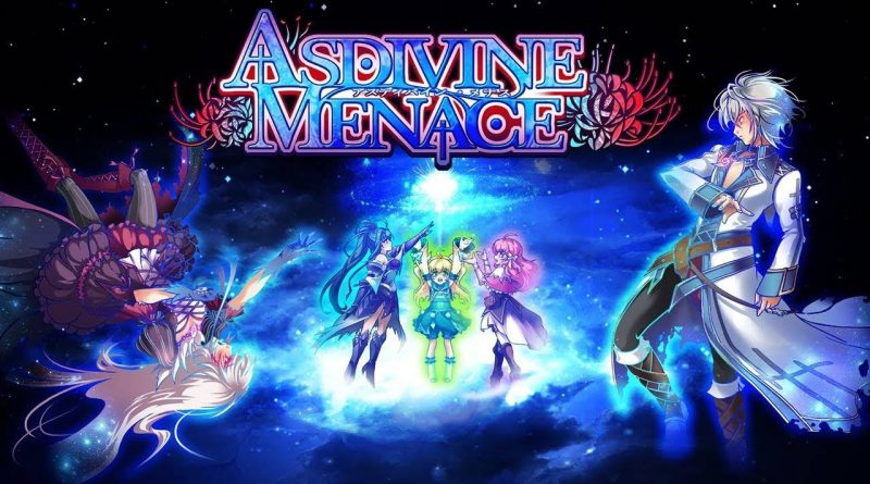 Asdivine Menace PS Vita PS4 Switch