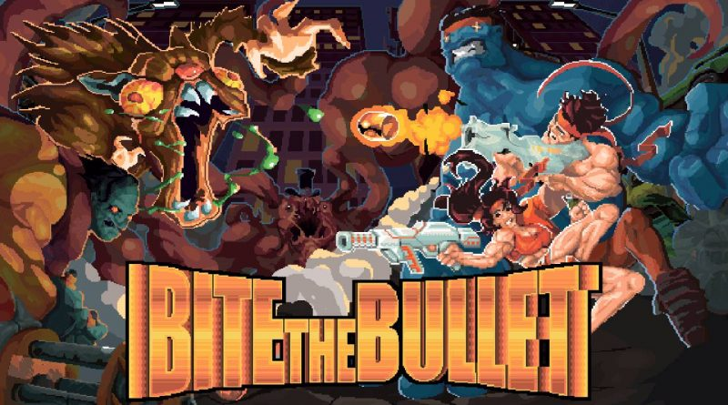Bite The Bullet Nintendo Switch