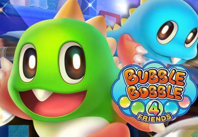 Bubble Bobble 4 Friends Announced For Nintendo Switch