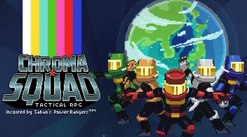 Chroma Squad Nintendo Switch