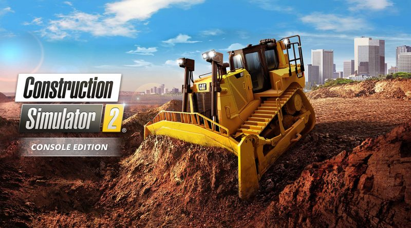 Construction Simulator 2 US - Console Edition Nintendo Switch