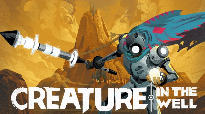 Creature in the Well Nintendo Switch