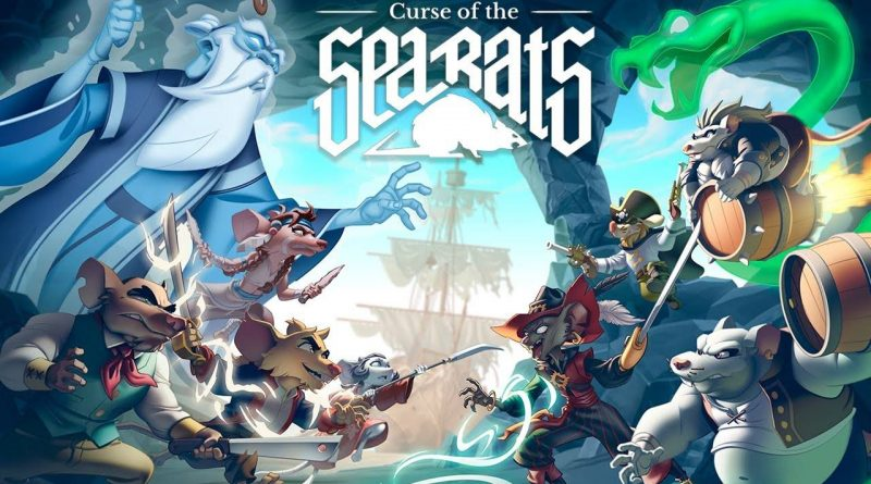 Curse of the Sea Rats Nintendo Switch