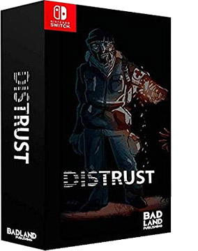 Distrust [Collector's Edition]