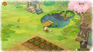 Doraemon: Story of Seasons Nintendo Switch
